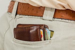 Spärra kreditkort