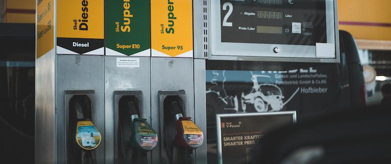 Förmåner med bensinkort
